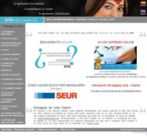 web: Arke BLS center