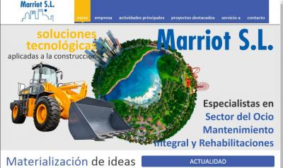 web: Marriot S.L.