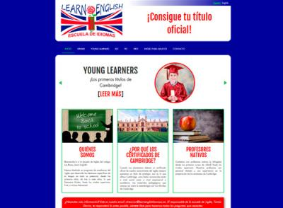 web: LEARN ENGLISH LAS ROSAS